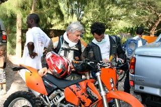 raid quad et moto 2010